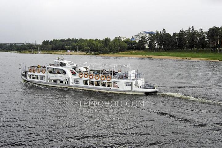 """Теплоход """"Москвич-272"""""""