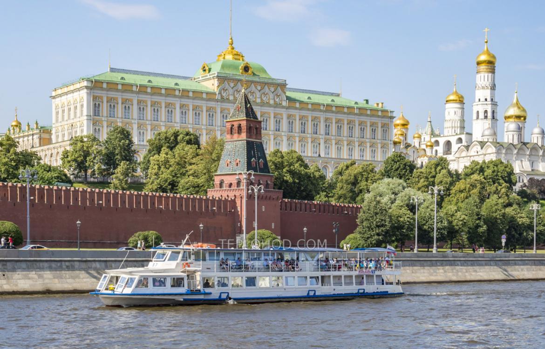 """Прогулочные теплоходы """"Москва-97"""""""