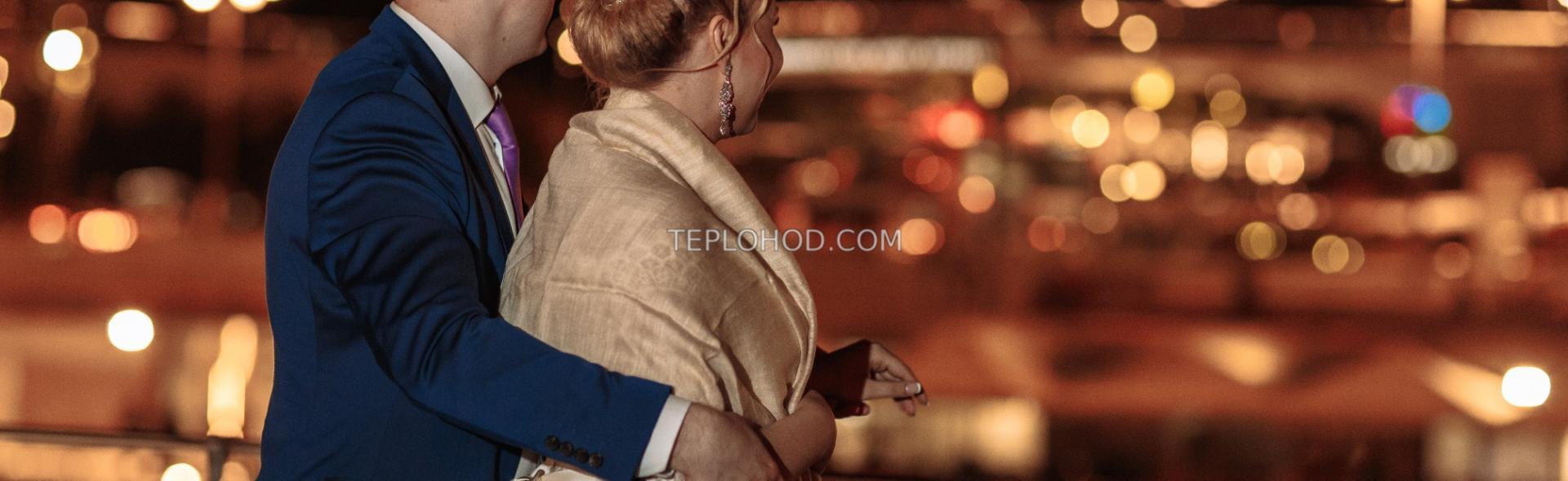 """Романтический ужин с живой музыкой на теплоходе """"Мечта"""" в Дубне"""