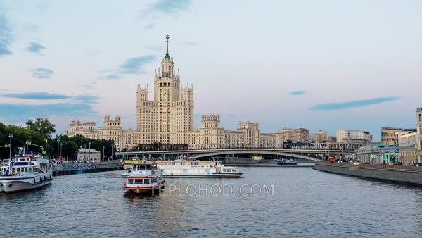 Гастрономический гранд-круиз по всему центру Москвы от