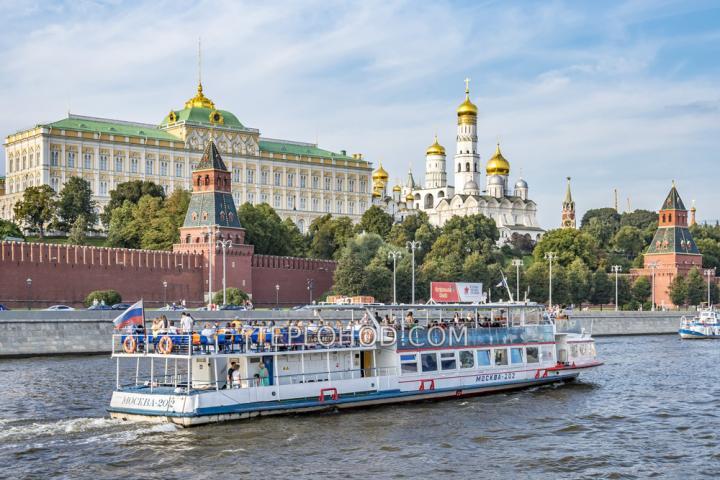 """Теплоход """"Москва-202"""""""